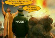 Bůh a Policista
