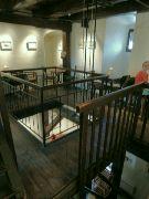 Kavarna ve věži