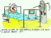kreslený vtip č.8