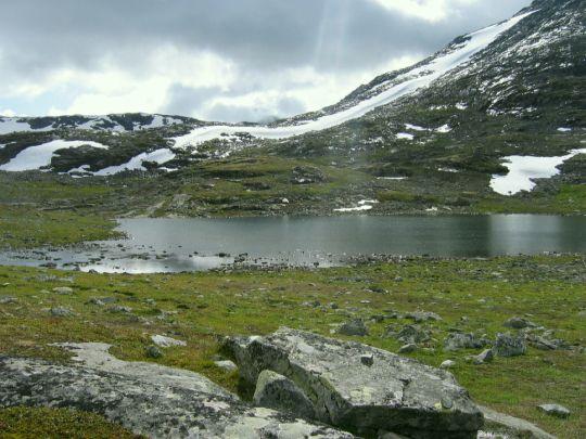 Norsko - Jotunheimen