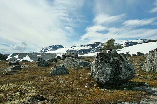 Turistické značení po Norsku