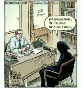 kreslený vtip č.5