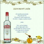 vodka zazvor lek