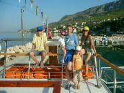 Výlet lodí na ostrov BRAČ (03)