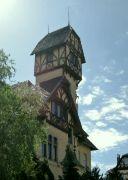 Domek na střeše