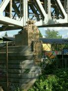 Pilíř Tyršova mostu