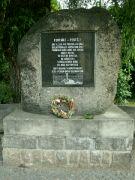 Pomník katastrofy na Bílé Desné