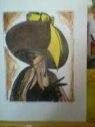 """Lady v klobouku"""