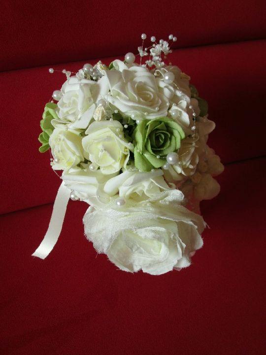 Svatební kytice 003