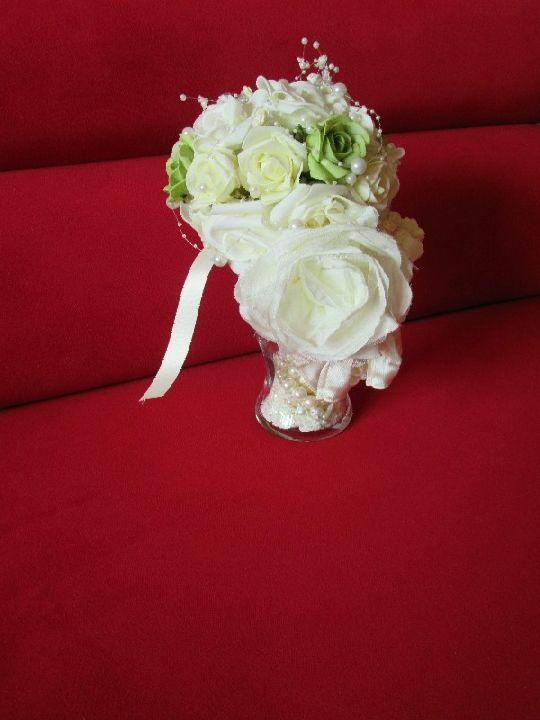 Svatební kytice 005