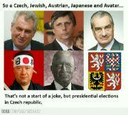 Presidential Elections in Czech Republic