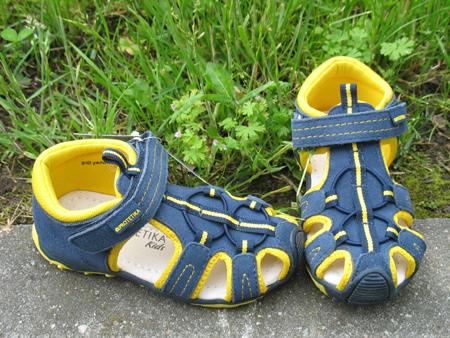 Protetika sandále