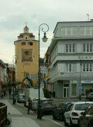 Plzeňská brána v Berouně