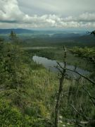 Nad Plešným jezerem