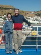 Trajekt Pireus-Kalymnos