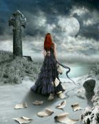 Osamělá básniřka