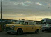 Taxi v přístavu