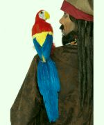 papousek-na-rameno
