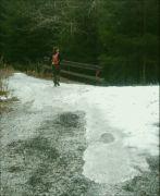 šumavské vodopády 9