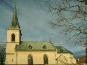 Kostel sv.Jiří, Hloubětín