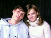 Honzicek a jeho velka Laska:)