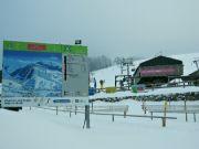 Zavřený skiareál