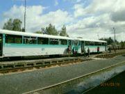 Ferkeltaxi OSEF Löbau, Schienenbus 043