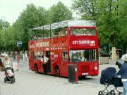 Norsko Oslo City Bus