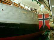 Norsko Oslo - loď Fram