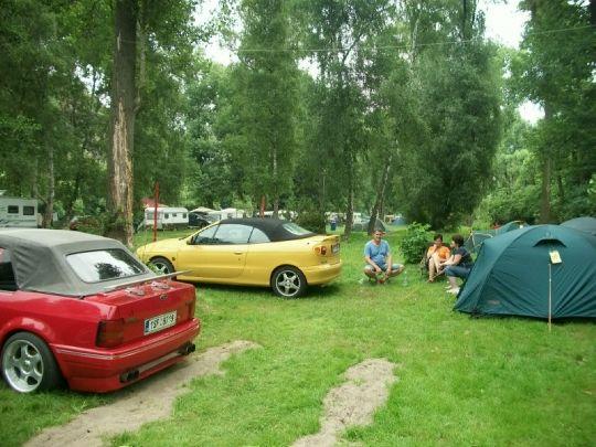 Mini kabrio sraz-Zadní Třebáň 20.7.2013