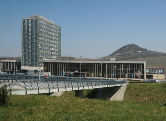 Nádraží Most