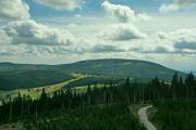 Výhled k Černé hoře