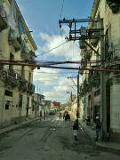 Ulice v okrajové čtvrti