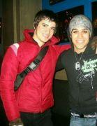 Brendon Urie & Pete Wentz