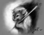 Myší portrét