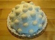 Kokosový dort Rafaelo