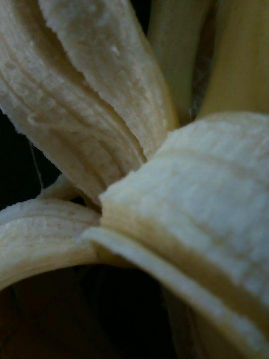 Valentýnská banánová miniatura