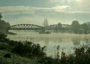 Železniční most v Čelákovicích
