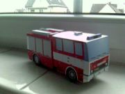 Liaz - hasiči