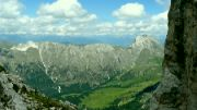 Dolomity - Aferer Geiiseln