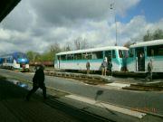 Ferkeltaxi OSEF Löbau, Schienenbus 044