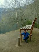 šumavské vodopády 34