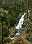 šumavské vodopády 39