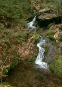 šumavské vodopády 43