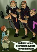Vatikánský Tanec