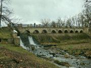 Přeliv Počernického rybníka