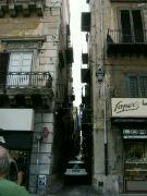 Ulička v Palermu
