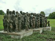 Pomník lidickým dětem