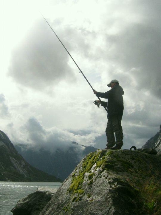 Norsko - fishing