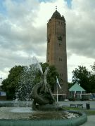 Věž s kašnou